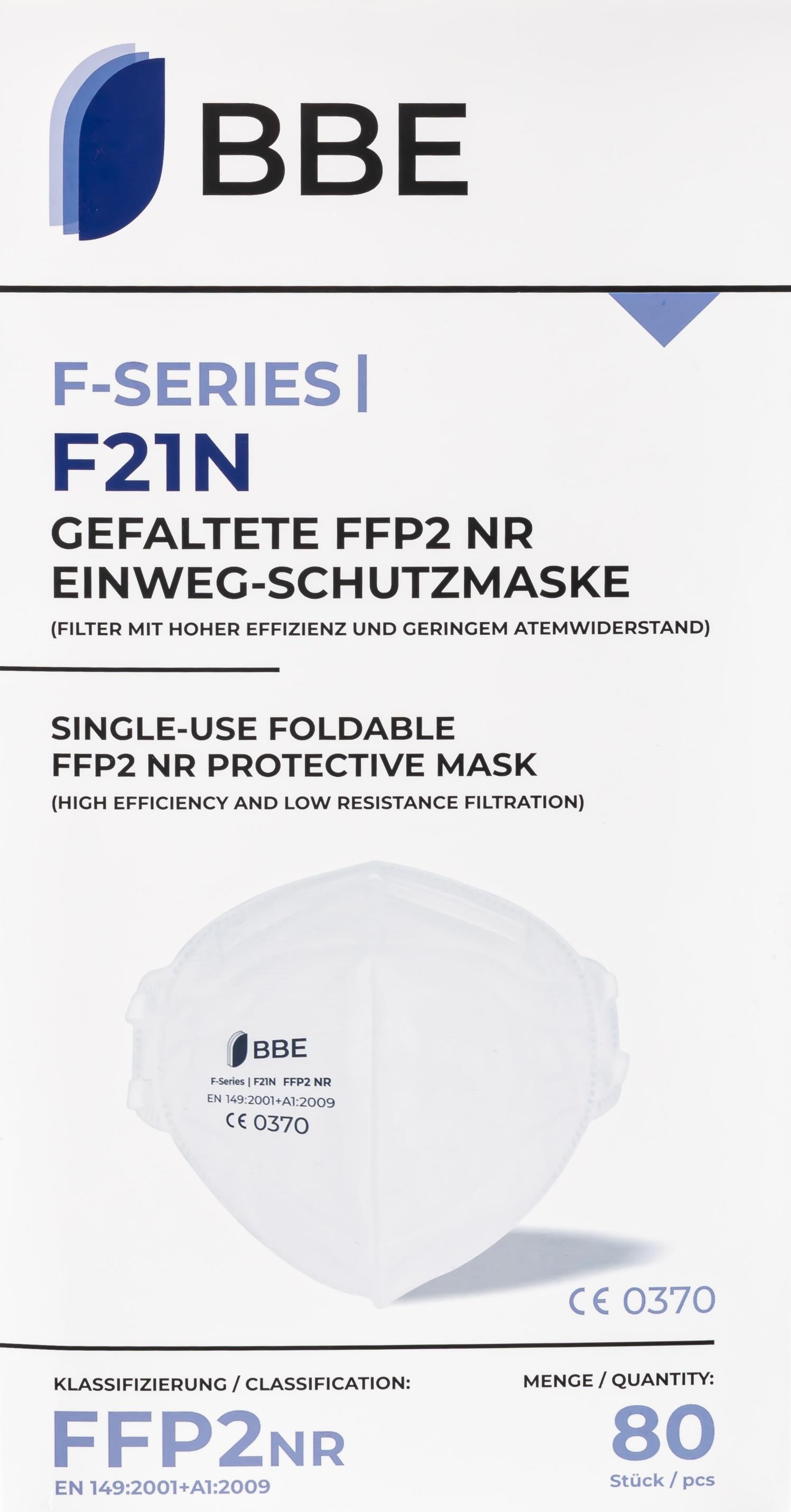 FFP2 Maske F21N