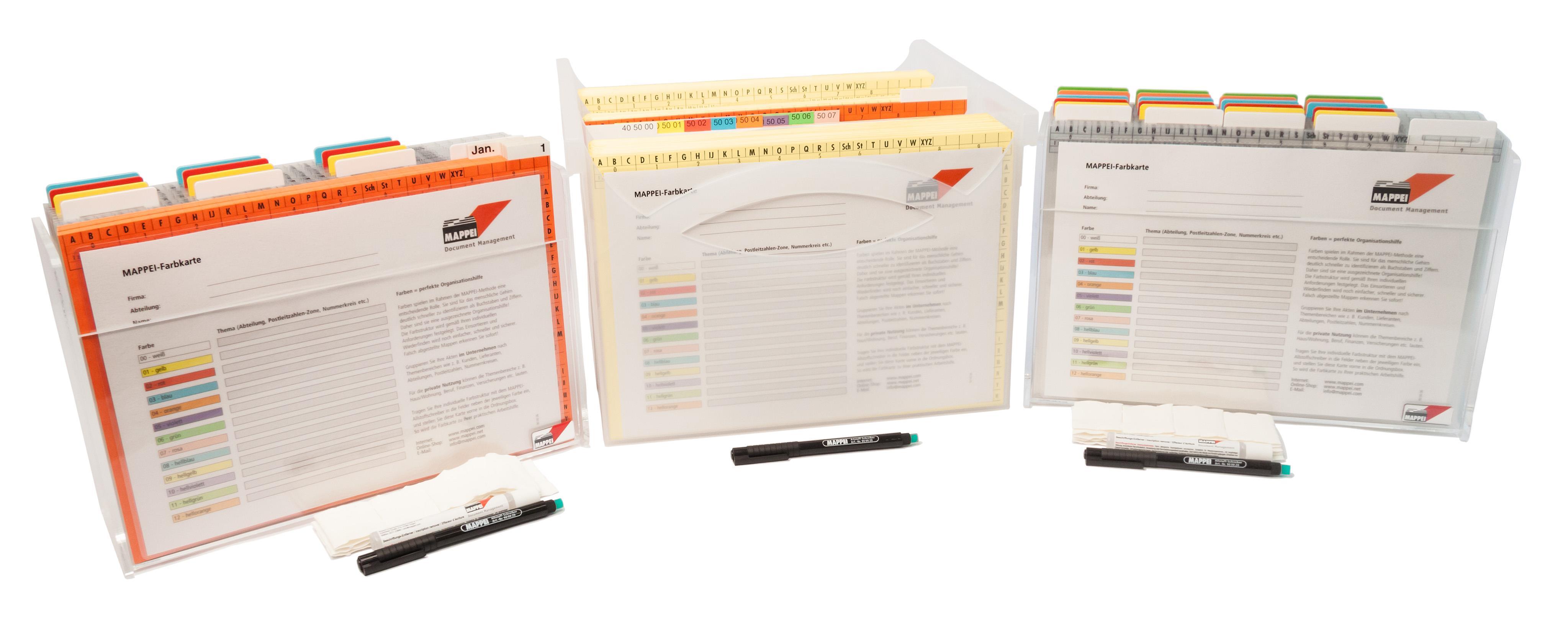 Arbeitsplatz-Organisation komplett - Aufgaben, Termine, Doku