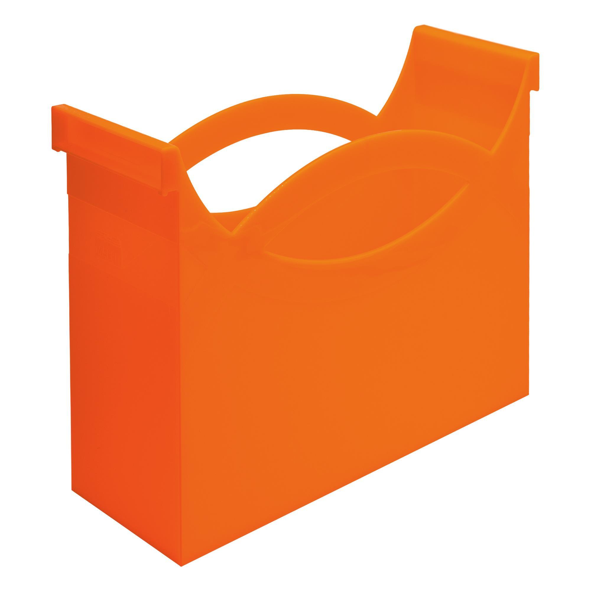 Ordnungsbox f. DIN A4, 10,5 cm breit, PP