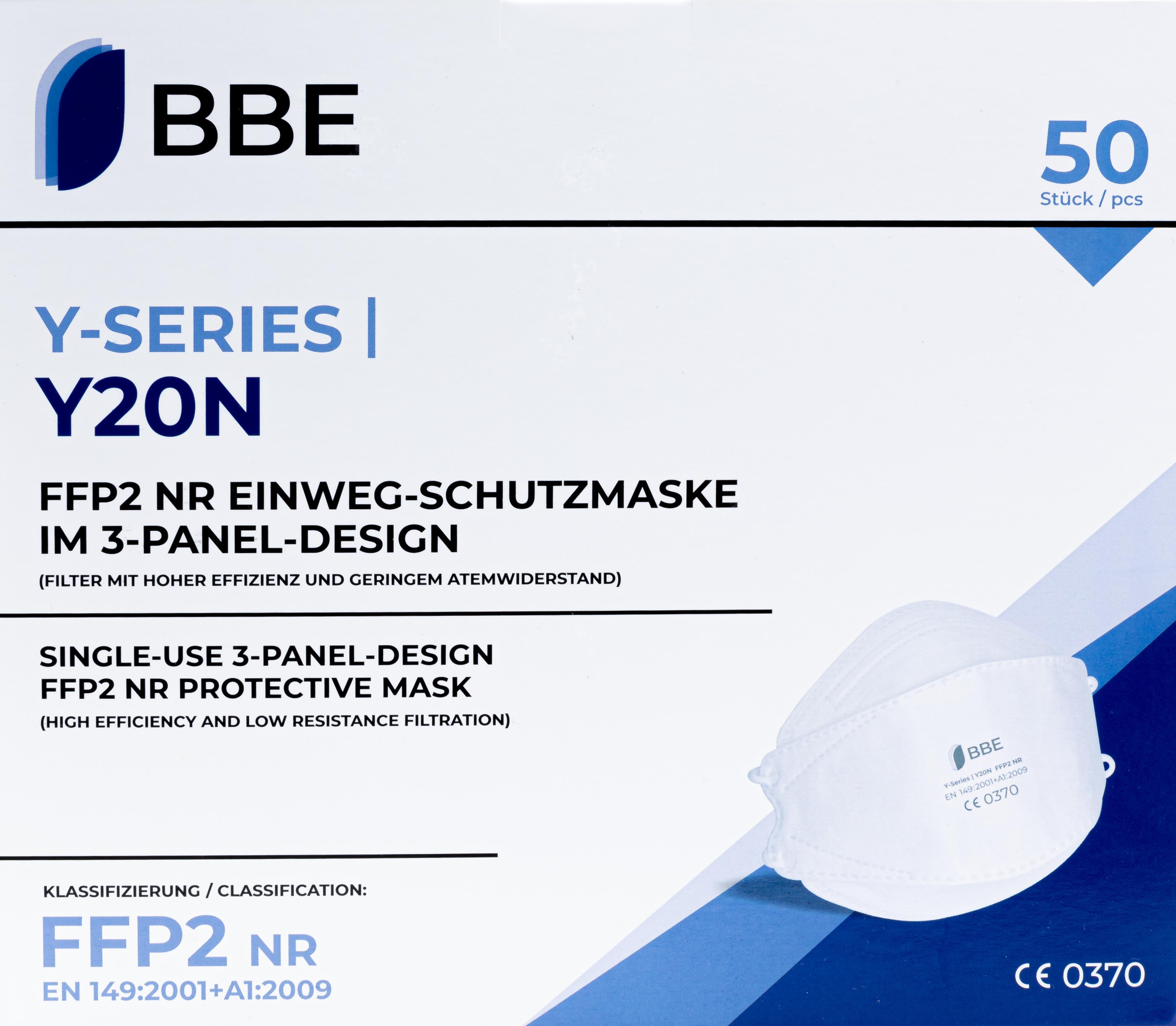 FFP2 Maske Y20N